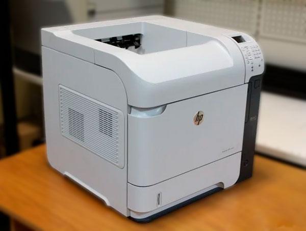 аренда принтера hp m603